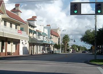 Downtown Vero Beach Is The Business Hub And Government Center