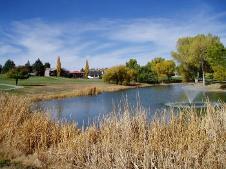 Prescott Country Club Lake