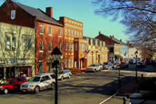 Warrenton VA Historic District