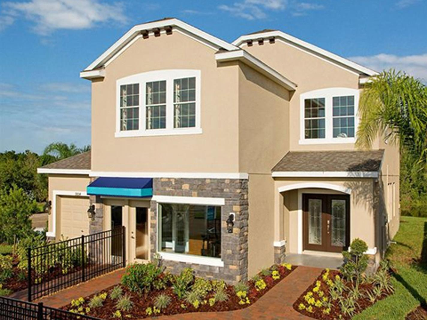 Brand New Spacious House In Gibsonton