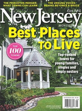 Cover of New Jersey Monthly