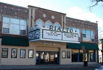 Rialto Theater Westfield NJ