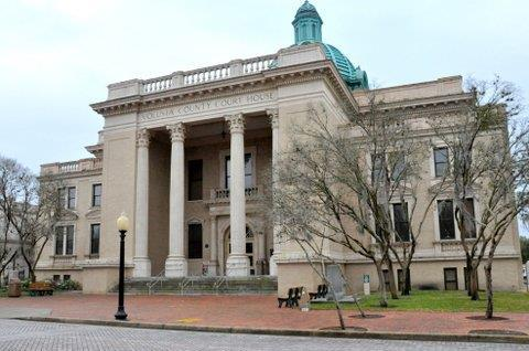 Historic Volusia County Courthouse in DeLand