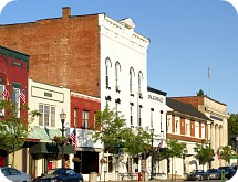 Rocky Mount Small Town