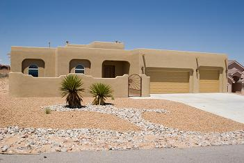 Santa Fe NM home