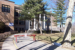 Old Leonia High School