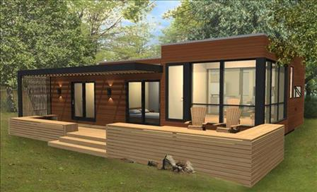 Green, Solar, Off Grid Modular Homes - Ferris Homes