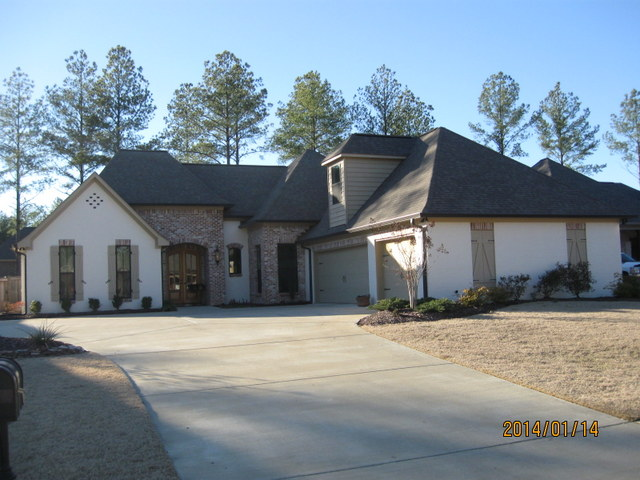 Madison ms homes for sale and community information for New homes in mississippi