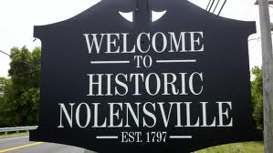 Welcome to Nolensville TN