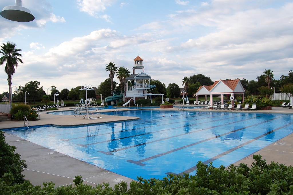 Eagle Springs GA Pool