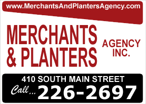 Merchants and Planters Agency logo