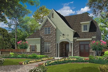 Tanglewood TX house