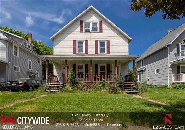 Multi-Family Home In Downtown Lorain