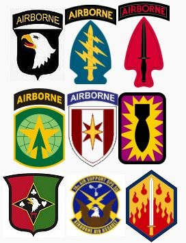 Ft Campbell KY Insignias