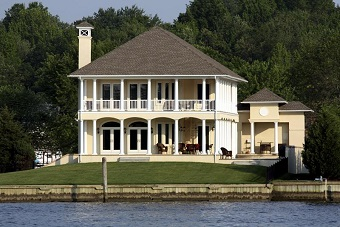 Home on Annapolis waterfront
