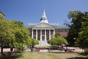 Annapolis Capital Building