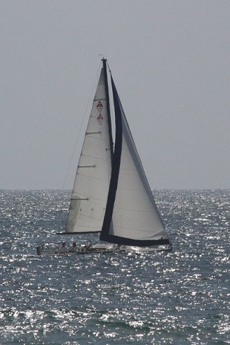 Sailing on Chesapeake Bay