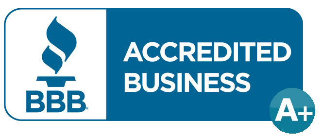 Better Business Bureau Logo, A+ Rating