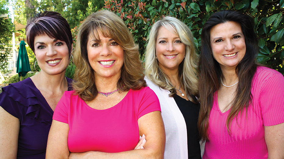 Meet the Mimi Simmons Team!