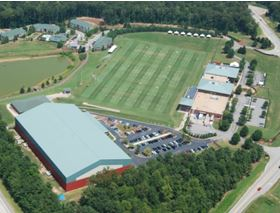 NFL Falcons Training Camp in Flowery Branch
