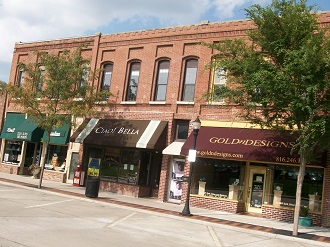 Downtown Lees Summit MO