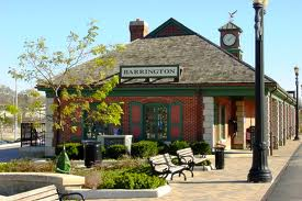 Barrington Train Station