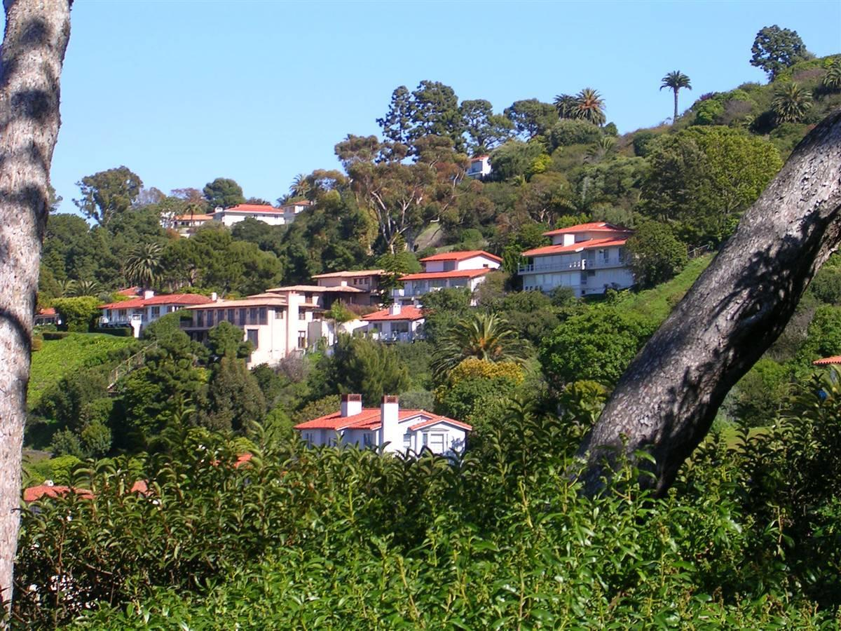 Malaga Cove Hillside Homes