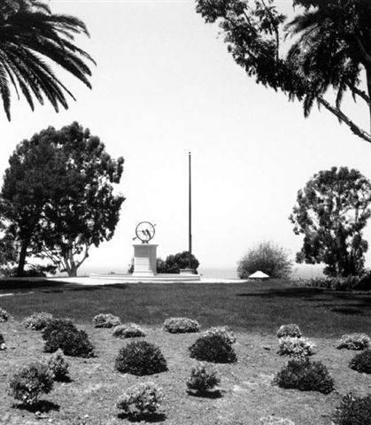 Memorial Park in Malaga Cove