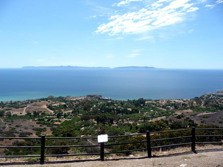 View from Del Cerro Park Rancho Palos Verdes