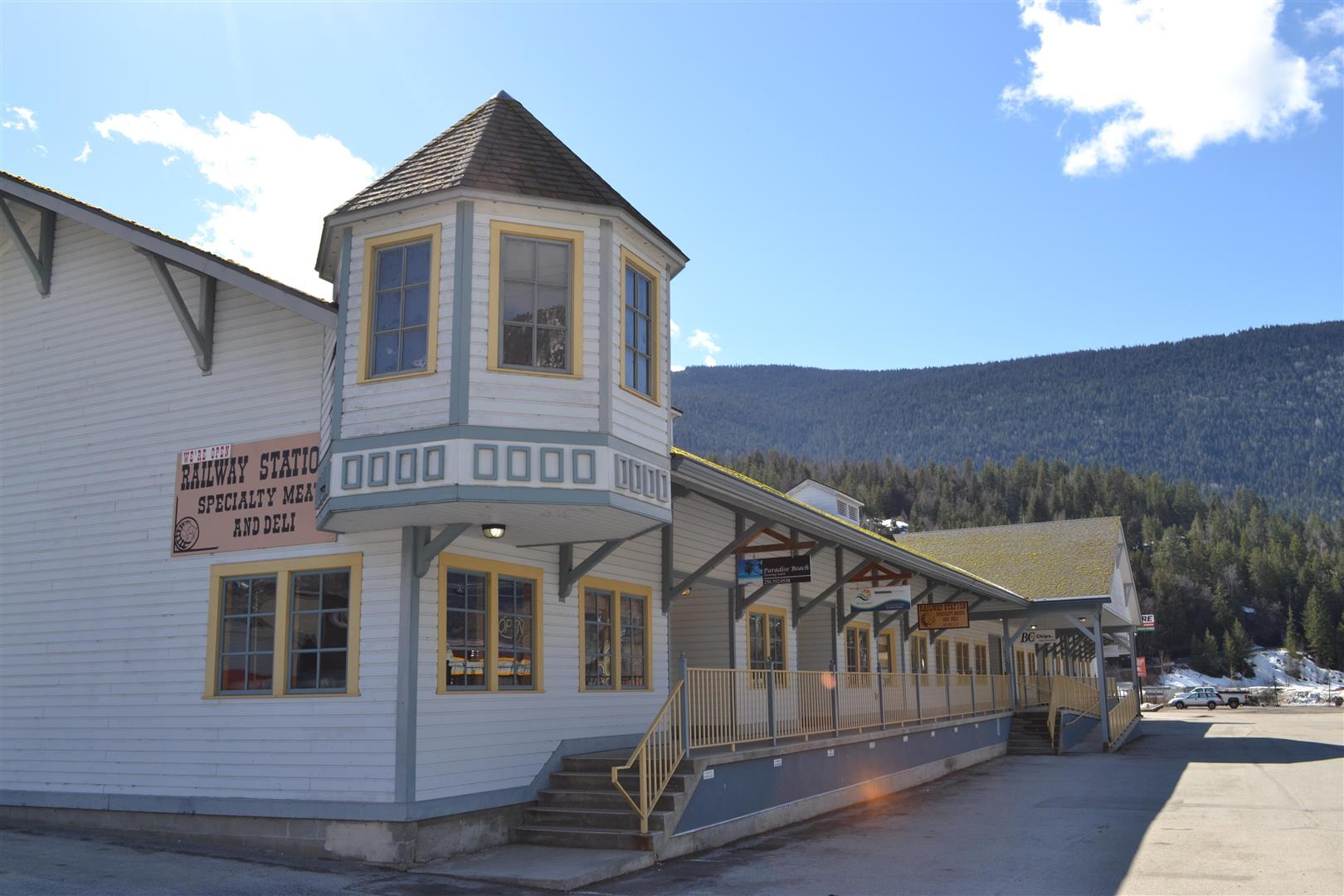 image of Nelson Heritage Railway Station