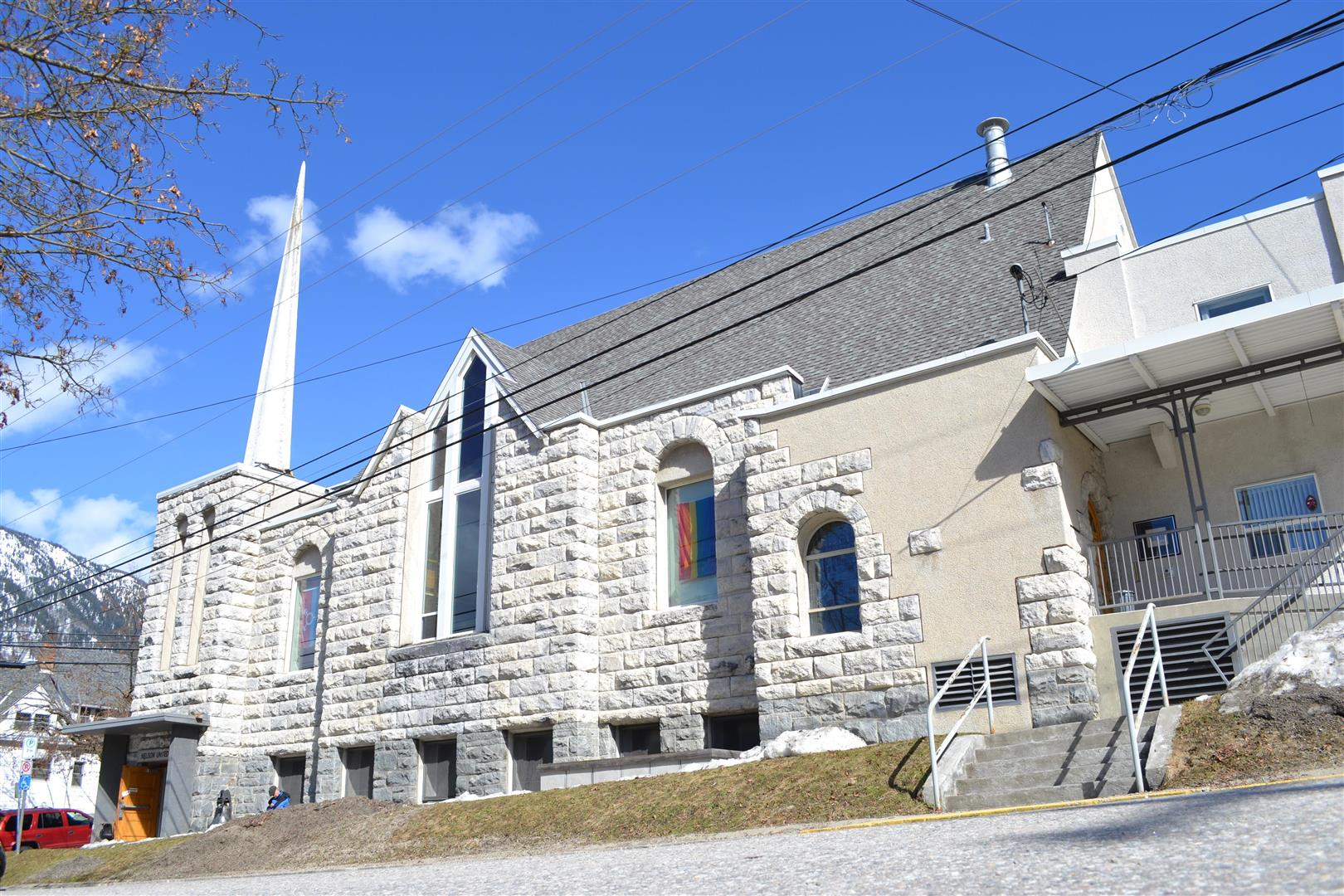 image of Nelson United Church