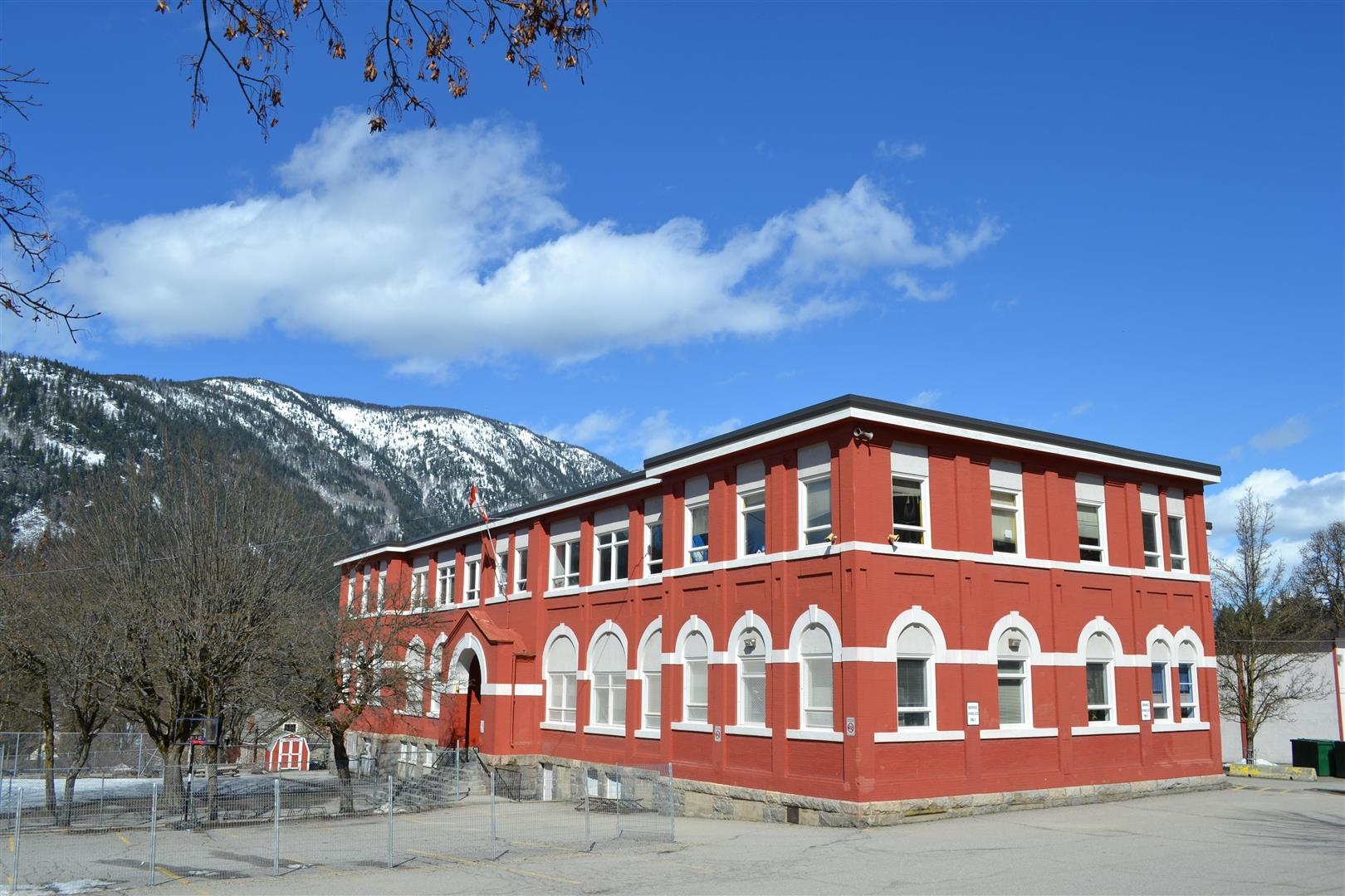 image of Wildflower School, Nelson, BC