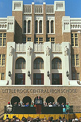 Little Rock Central High National Historic Site