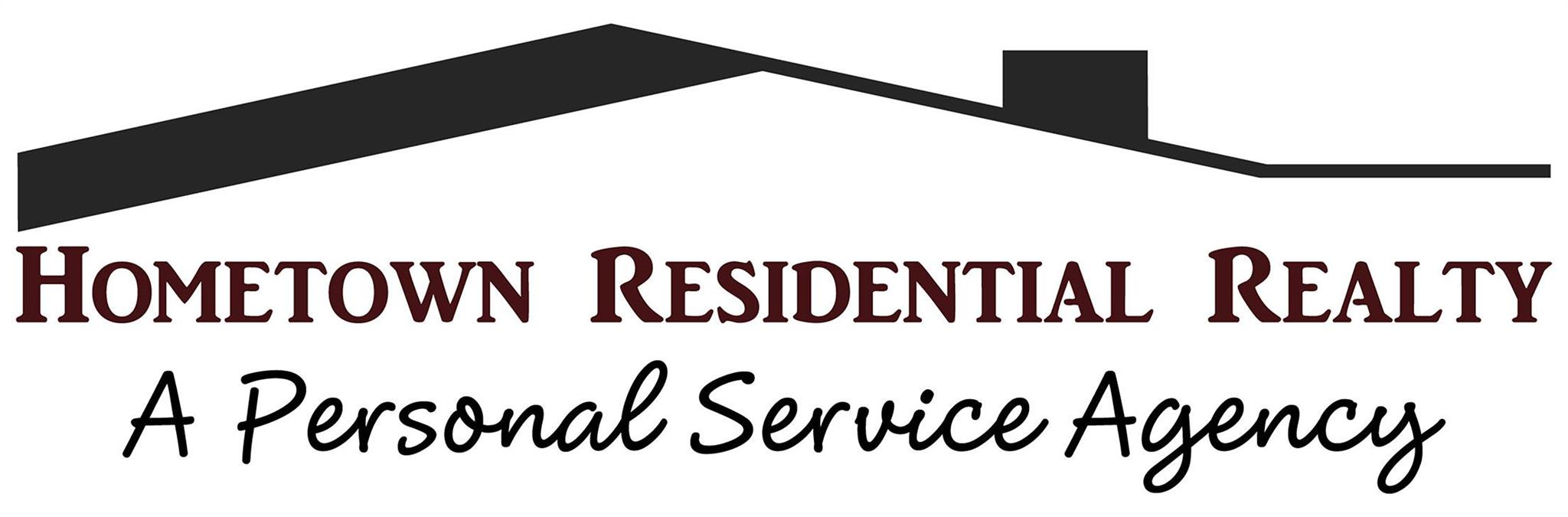 Hometown Residential Realty Logo