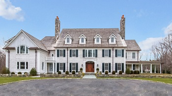 Greenwich CT mansion
