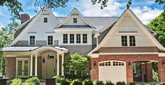 Home in New Canaan CT