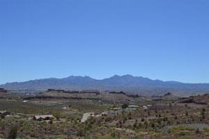 A real estate agent in Kingman AZ can help you search homes with views of Hualapai Mountain
