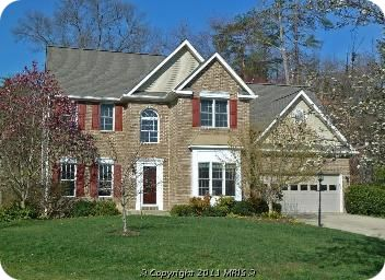 A home managed by real estate agents in Waldorf, MD