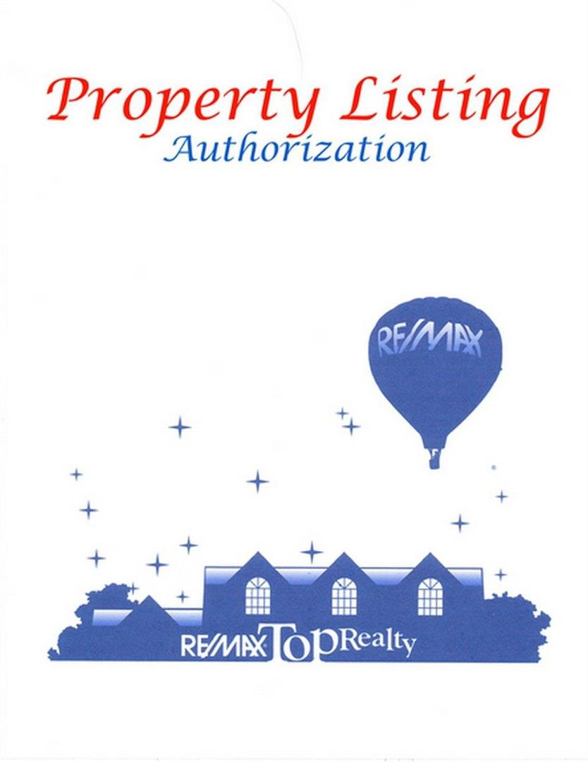 Listing Agreement | Jimatthetop | Jim Pedicord | RE/MAX Top Realty Houston