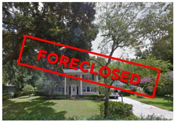Foreclosure | Jimatthetop | Jim Pedicord | RE/MAX Top Realty Houston