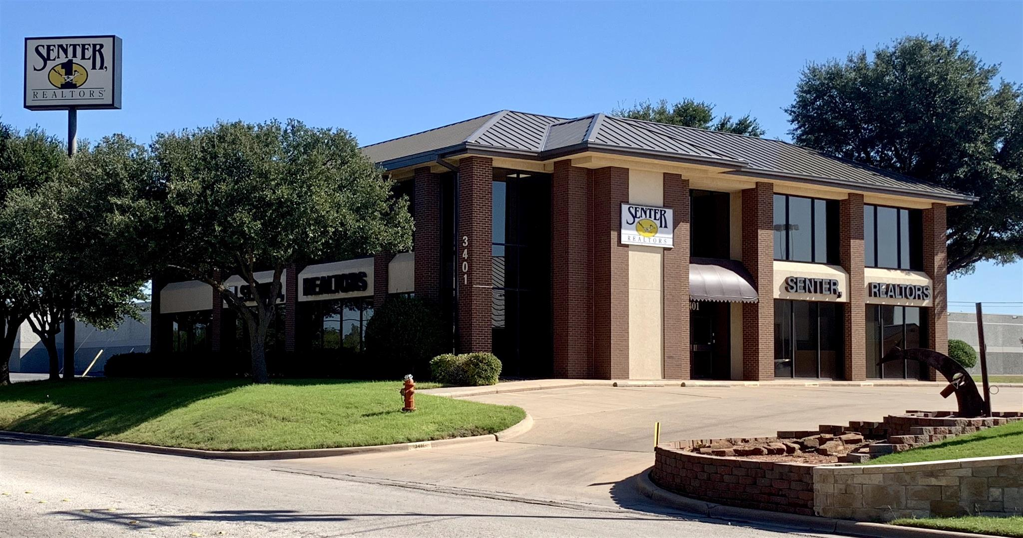 Our office for real estate in Abilene, TX