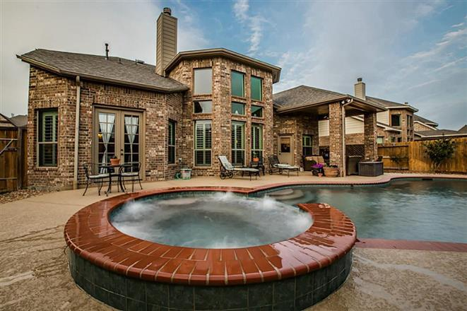 3290 SqFt House In Canyon Lakes At Cardiff Ranch