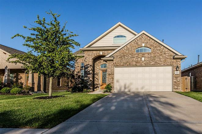 2650 SqFt House In Westheimer Lakes North