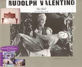 Steven represented Rudolph Valentino home for sale