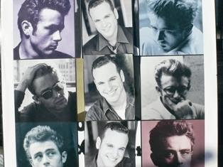 Steven Spreafico as james Dean.