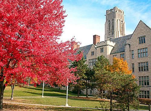 The University of Toledo Campus