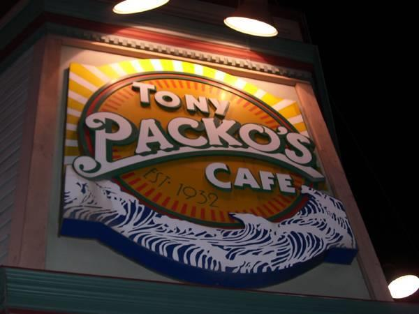 Tony Packo's Sign