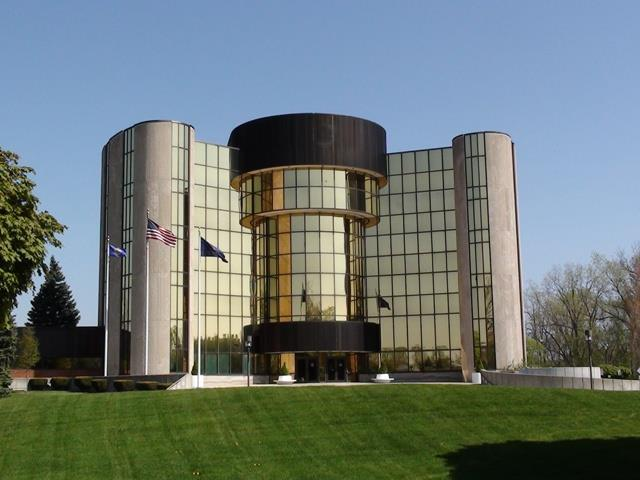 Livonia Michigan City Building