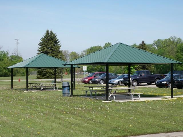 Livonia Michigan Park Pavilion
