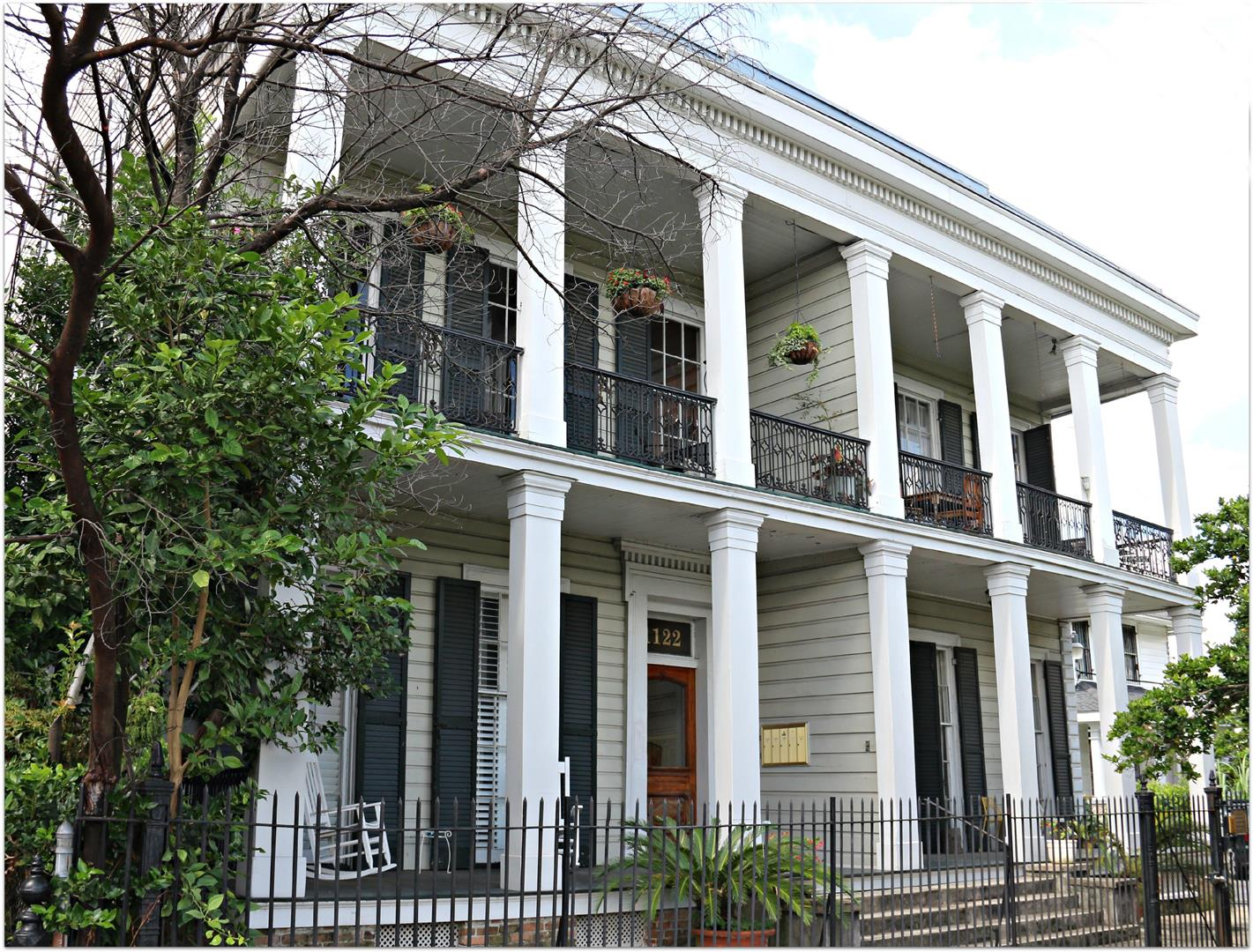 St. Catherine Condos in the Lower Garden District at 1122 Felicity ...